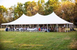 אוהל חתונות להשכרה